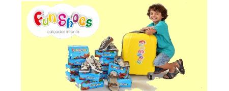 FUN SHOES - Microfranquia de calçados com sistema especial de vendas. Investimento: R$ 30 mil