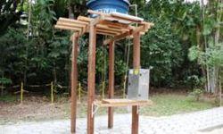 ENERGIA SOLAR utilizada para purificar água em comunidades da Amazônia