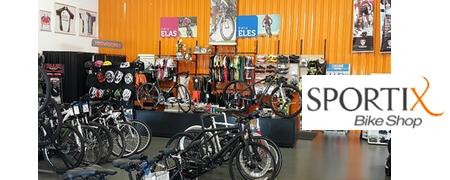 SPORTIX BIKE SHOP - Franquia aposta em Mobilidade Urbana, Sustentabilidade e Ciclismo