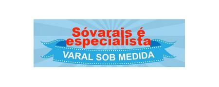 SÓ VARAIS - Franquia busca 12 novos franqueados
