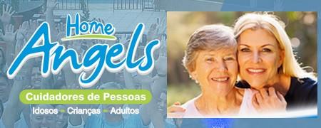 HOME ANGELS - Amor à avó fez criar a maior rede de Franquias de Cuidadores do País