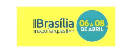 BRASILIA EXPO FRANQUIAS 2017 acontece de 5ª a sábado