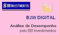 Investimentos - B2W DIGITAL Resultado no 1º Trimestre/2018: TopLine POSITIVO