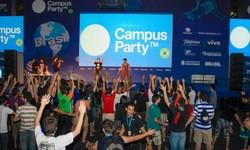 CAMPUS PARTY  Jovens aproveitam em Brasília para fazer negócios