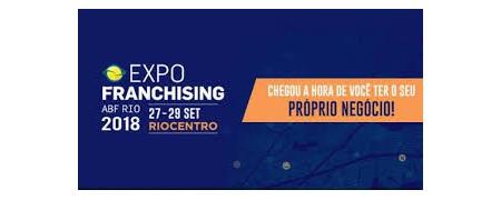12ª EXPO FRANCHISING RIO 2018  Por dentro do maior stand