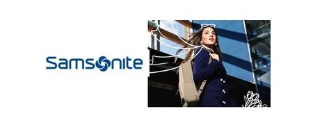SAMSONITE anuncia expansão no Brasil por meio de franquias