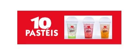 10 PASTEIS Franquia firma parceria para preparo de Soda Italiana