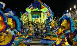 CARNAVAL NO RIO - DESFILES Programação das Escolas de Samba