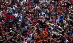 EDITORIAL - LULA, Um ano de Prisão Arbitrária, Ilegal e Injusta