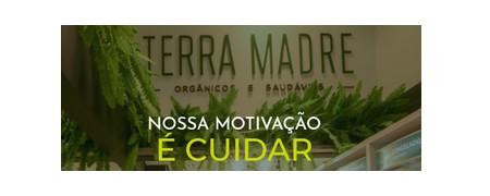 TERRA MADRE Franquia especializada em Produtos Orgânicos e Saudáveis chega a Floripa