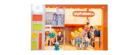 ALPHABETO Franquia de Lojas de Roupas Infantis: 20 Novas Unidades em 2019