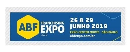 28ª ABF Franchising EXPO 2019 Conheça franquias a partir de R$ 22 mil, presentes na Feira