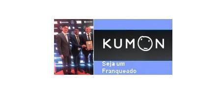 KUMON premiado como Melhor Microfranquia de 2019