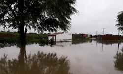 CHUVAS causam Rompimento Barragem e Inundação na Bahia