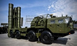 RÚSSIA envia à TURQUIA o 1º Lote do Sistema S-400 de Defesa Aérea
