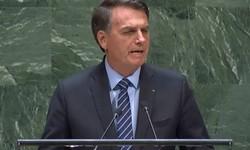 BOLSONARO discursou na ONU nesta 3ª feira. Assista AQUI