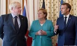 BREXIT, Tema de Reunião entre Líderes da França e Alemanha