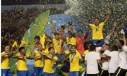MUNDIAL SUB-17 Seleção Brasileira vence o México e fica com o título