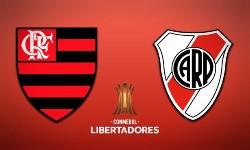 FLAMENGO vence RIVER PLATE de virada e conquista a Libertadores