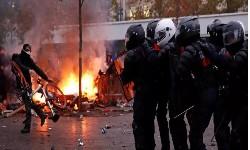 FRANÇA - Greve Geral contra a Reforma da Previdência, desde 5ª feira