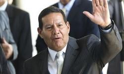MOURÃO representará governo na posse presidencial na Argentina