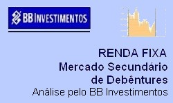 RENDA FIXA Mercado Secundário de Debêntures, em 12.12.2019