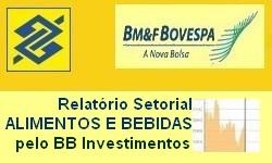 ALIMENTOS & BEBIDAS - Relatório de Análise Dezembro/2019