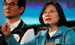 TAIWAN - Tsai Ing-Wen é reeleita Presidente da República