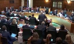 ASSANGE em audiência sobre extradição aos EUA na corte de Londres
