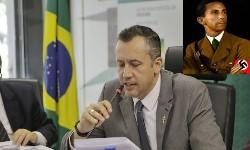 ROBERTO ALVIM copia discurso de GOEBBELS e é demitido por Bolsonaro