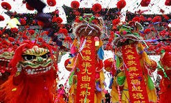 CHINA - População chinesa alcança 1,4 bilhão de habitantes