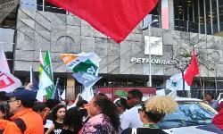 PETROLEIROS articulam GREVE contra Destruição da Indústria de Refino