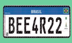 VEÍCULOS - Nova placa será obrigatória a partir de 31.01