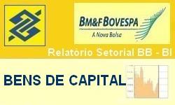 BENS DE CAPITAL - Análise Setorial de Desempenho em Bolsa - Janeiro/2020
