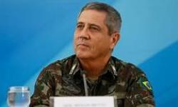 DANÇA DAS CADEIRAS - Sai Onix Lorenzoni. Entra General Braga Neto
