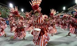 VIRADOURO, Campeã do Carnaval no Rio de Janeiro