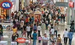VAREJO - Vendas caem 1,0% em janeiro, diz o IBGE