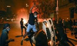 NOVA IORQUE sob Toque de Recolher para Coibir Manifestações contra Racismo