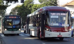 SÃO PAULO SP - Prefeitura amplia frota de ônibus em 92%