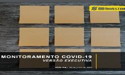 COVID-19 Monitoramento: Evolução do Brasil e no Mundo até 16.06.2020