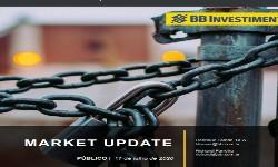 MARKET UPDATE SEMANAL de 17.07.2020 Cenário Econômico e Panorama Externo