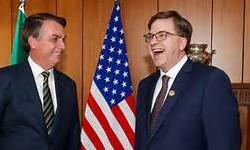 ARROGÂNCIA IMPERIAL Embaixador dos EUA ameaça o Brasil, caso adote 5G chinesa