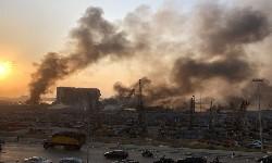 LIBANO - Passam de 70 os mortos por explosão gigantesca em Beirute
