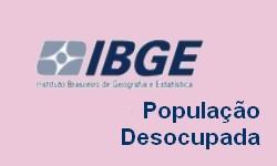 POPULAÇÃO DESOCUPADA sobe para 12,4 Milhões, diz IBGE