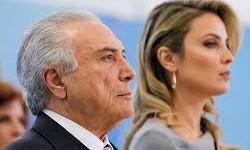 TEMER, Convidado, aceita chefiar Missão Humanitária no Líbano