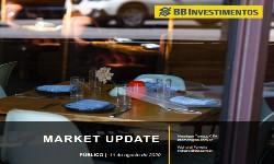 MARKET UPDATE Semanal: 08.08 a 14.08 - Tendência de Recuperação das Principais Economias