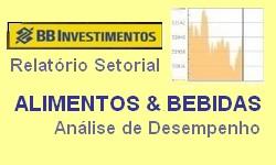 ALIMENTOS & BEBIDAS - Relatório Setorial do BB-BI - Agosto 2020