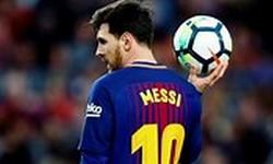 MESSI anuncia permanência no Barcelona