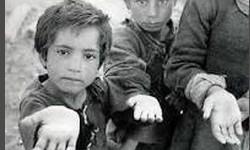 FOME - Metade das Crianças de até 4 anos vive em Insegurança Alimentar