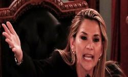 BOLÍVIA - Jeanine Áñez retira candidatura às eleições presidenciais